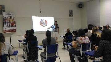 Censupeg realiza mais uma aula de Pós Graduação em Palmas